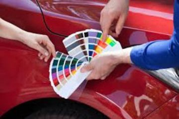 comprar pintura coche metalizada