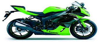COLOR FLUORESCENTE MOTO