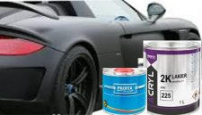 pintura monocapa mate coches