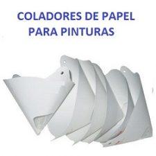 COLADOR PAPEL PARA PINTURAS 125/190 MICRAS
