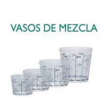 VASOS DE MEZCLA PINTURAS
