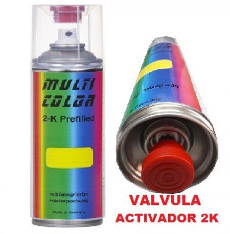 barniz 2k spray