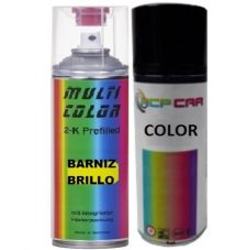kit pintura 2K SPRAY